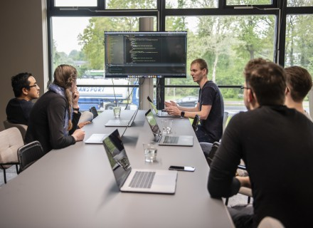 Back-end Developer Oosterwolde
